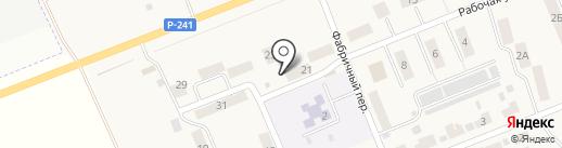 Сбербанк, ПАО на карте Мирного