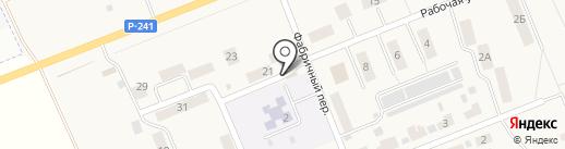 Qiwi на карте Мирного