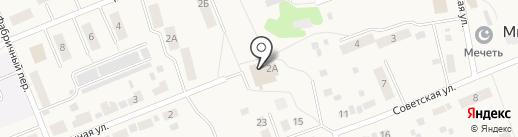 Дом культуры Мирновского сельского поселения, МУК на карте Мирного