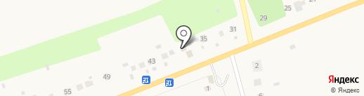 Шаурма на карте Мирного