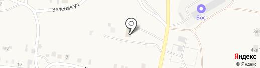 Автотехцентр на карте Больших Ключей