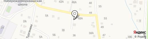 Фатум 3 на карте Набережных Моркваш