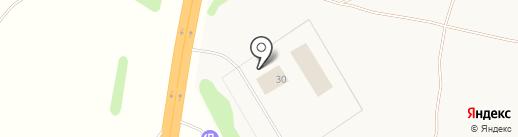 AIR QUADRO на карте Осиново