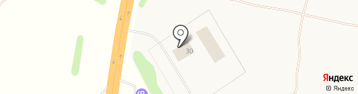 АрбаКам-Идель-сервис на карте Осиново