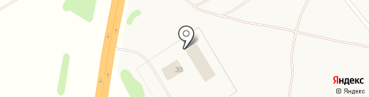 АрбаКам-Автосервис на карте Осиново