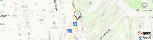 Автомаг на карте Осиново