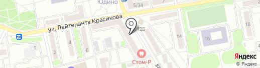 Банкомат, Банк Казани на карте Казани