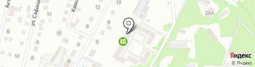 Перевозки7 на карте Казани