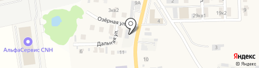 ВосАвто на карте Новониколаевского