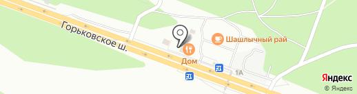 ДОМ на карте Казани