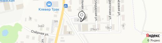 МаслоМаркет на карте Новониколаевского