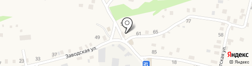 ЗАГС на карте Нижнего Услона