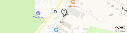 Нотариус Георгиади-Авдиенко Э.И. на карте Верхнего Услона