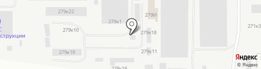 Печи116 на карте Казани