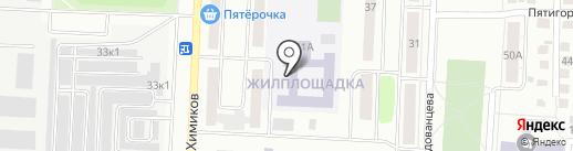 Рэйсинин Додзё на карте Казани