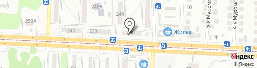 Компания по продаже лотерейных билетов на карте Казани