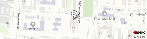СоюзПивТорг на карте Казани