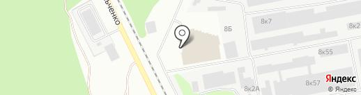 Любимый Дом на карте Казани