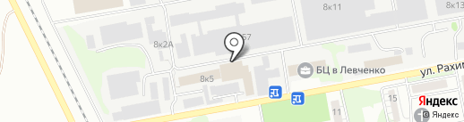 UPromo на карте Казани