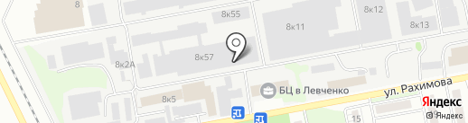 СТРОЙЭНЕРГОРЕМОНТ на карте Казани