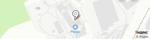 Компания по утилизации бытовой техники на карте Казани