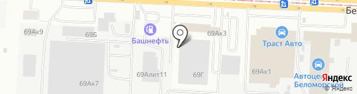 Хотейка на карте Казани