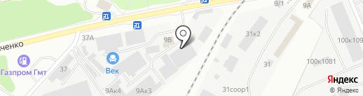 Купе_в_Дом на карте Казани