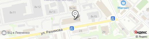 МЕДАР ГРУПП ПЛЮС на карте Казани