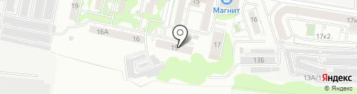Check Auto на карте Казани