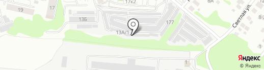 TRIADA116 на карте Казани