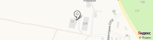 СтальСервис на карте Ягодного