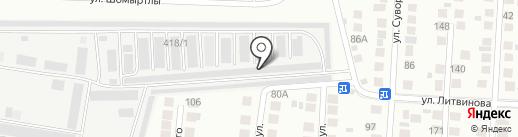 ДРАЙВ на карте Казани