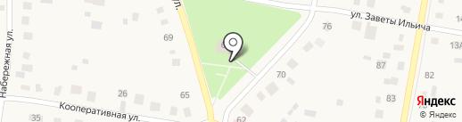 Танцмейстер-Бегония, НОУ на карте Ягодного