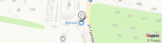 Банкомат, АВТОВАЗБАНК, ОАО Банк АВБ на карте Ягодного