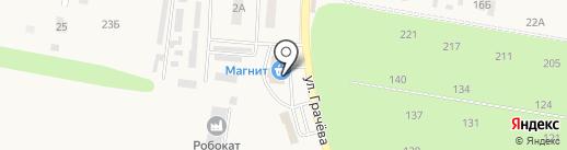 Банкомат, Промсвязьбанк, ПАО на карте Ягодного