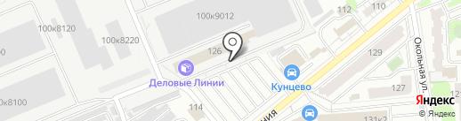 СибМашПолимер на карте Казани