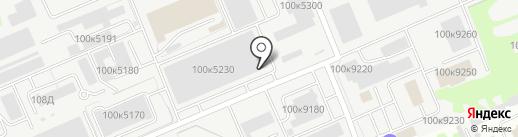 Нур-М на карте Казани