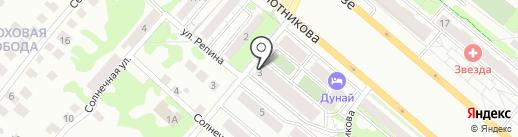 Ассоль на карте Казани