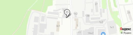 Pro-Styling на карте Казани