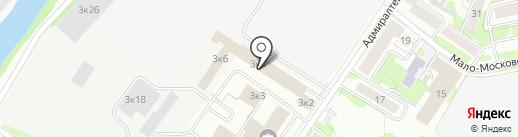 АУТКОМ-СЕРВИС на карте Казани