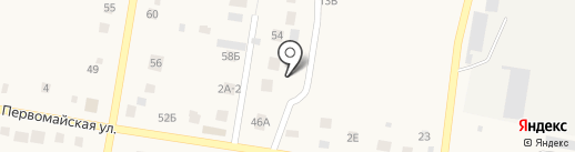 Велес на карте Ягодного