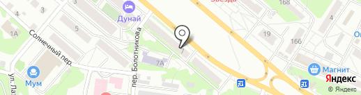 VEKA на карте Казани