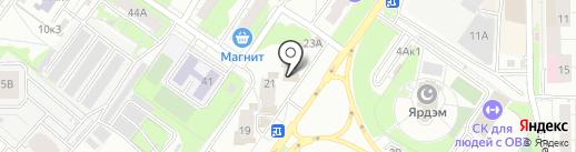Авто-Помощь на карте Казани