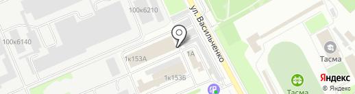100Toys на карте Казани