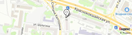 ЦЕНТР ЭКСПЕРТИЗЫ И КАДАСТРА на карте Казани