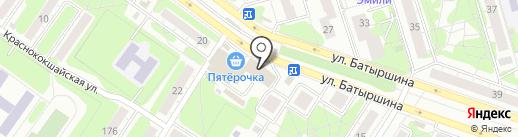 Apteka116.ru на карте Казани