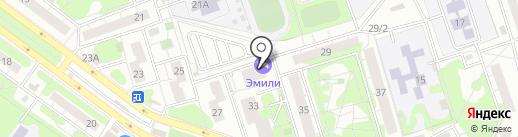 ЗЕВС на карте Казани