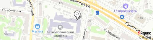 Панорама-сервис на карте Казани