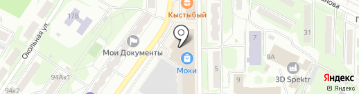 Бриз на карте Казани