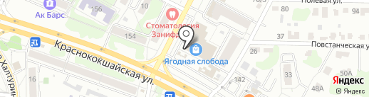 Магазин хозтоваров на карте Казани